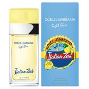 Туалетная вода 100 мл Dolce Gabbana Light Blue Italian Zest