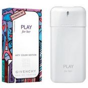 Описание аромата Givenchy Play for Her Arty Color Edition