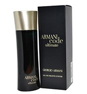 Описание аромата Giorgio Armani Code Ultimate for men